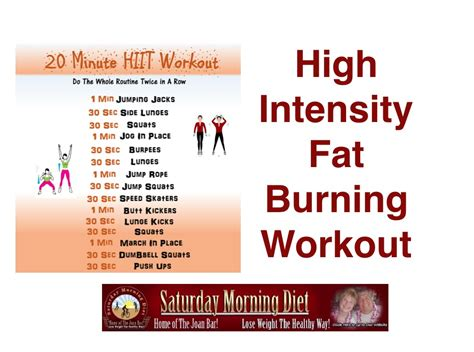 Burn Belly Fat With High Intensity 20 Minute Workout   YouTube