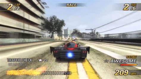 Burnout Revenge: Epic Race - YouTube