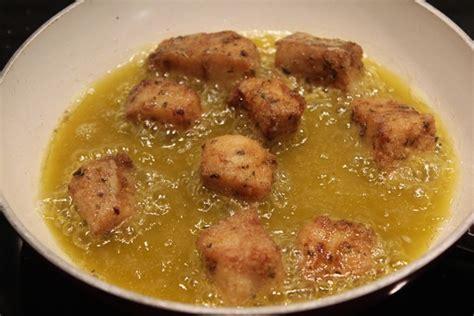 Burritos de pescado con salsa Pesto | Receta de Sergio