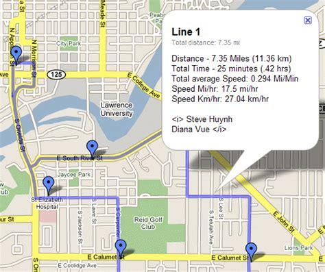 Bus routes and Google Maps help teach physics – dalebasler.com