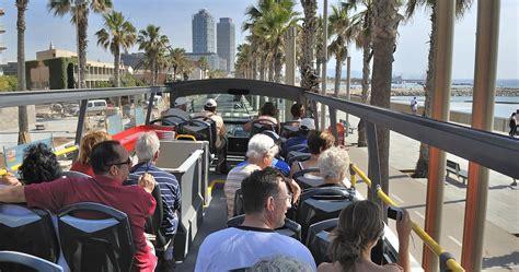 Bus turístico   Camping & Bungalow Globo Rojo Barcelona