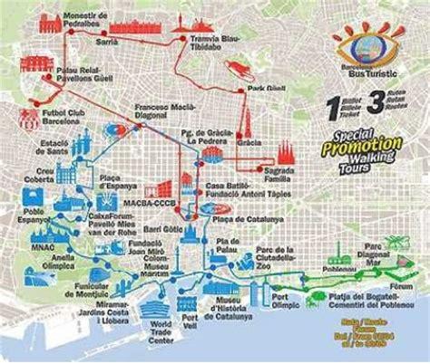 Bus Turístico de Barcelona   Tu Guía de Barcelona