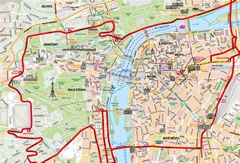 Bus turístico de Praga   Recorrido, horarios y precios