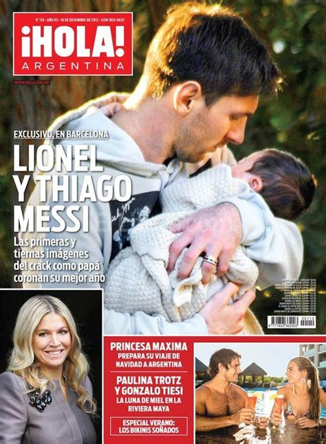 Buscá revista ¡Hola! Argentina : : Diario El Litoral ...