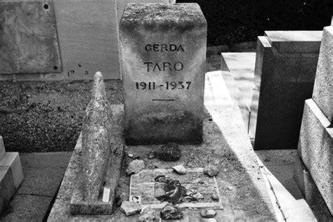 Búscame en el ciclo de la vida: 1031. A Gerda Taro, muerta ...