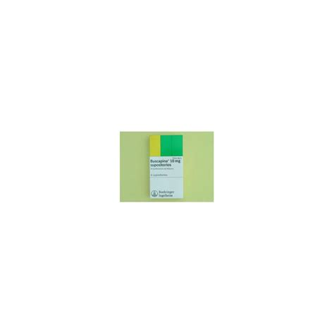 buscapina 10 mg 6 supos adultos