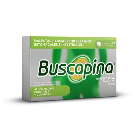 Buscapina 10 Mg Oral 24 Grageas