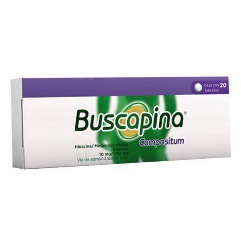 Buscapina Compositum Tab 10Mg Caj C 20 | Farmacia San Pablo