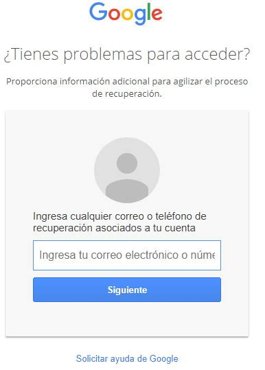 ¿Buscas cómo recuperar Gmail? Sigue estos pasos – info novedad
