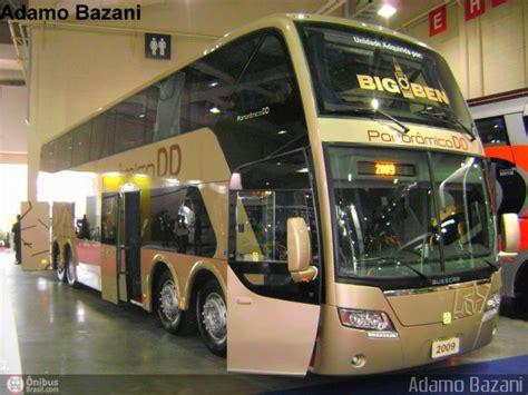 Busscar Ônibus PANORÂMICO DD SCANIA em São Paulo, São ...