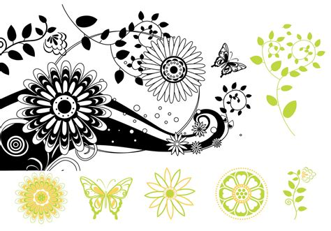 Butterflies Free Vector Art - (685 Free Downloads)