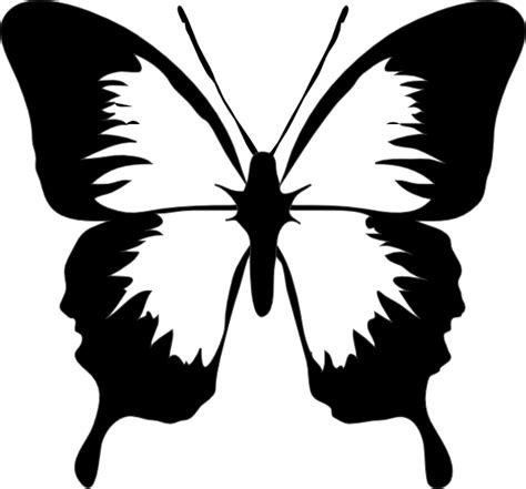 Butterfly Clip Art at Clker.com   vector clip art online ...