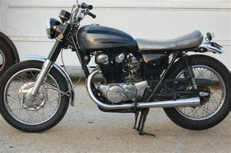 Buy 69 Honda cb450 k2 custom with cb500 engine Cafe on ...