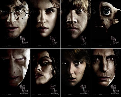 Buy Harry Potter All Characters Poster   Buy Movie ...