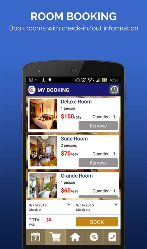 Buy Hotel Booking Android App Business and Travel ...