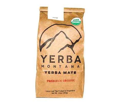 Buy Organic Yerba Mate | Yerba Montana