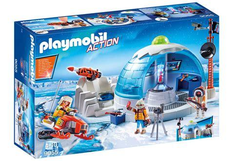 Buy Playmobil - Arctic Expedition Headquarters (9055)