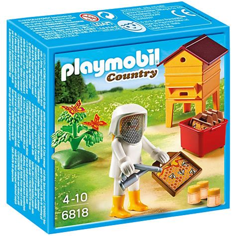 Buy Playmobil Country Beekeeper and Hive | John Lewis