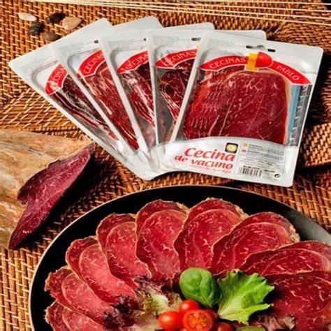 Buy Sliced Cecina 100g Cecinas Pablo