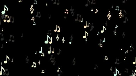 Buy video music footage on a black background. Video with ...