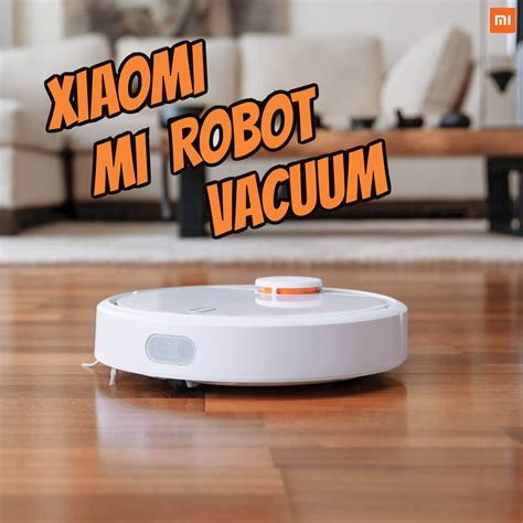 Buy Xiaomi Mi Robot Vacuum Cleaner with coupon code for ...