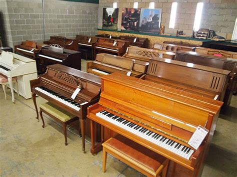 Buying a Used Piano | Used Pianos for Sale | Graves Piano ...