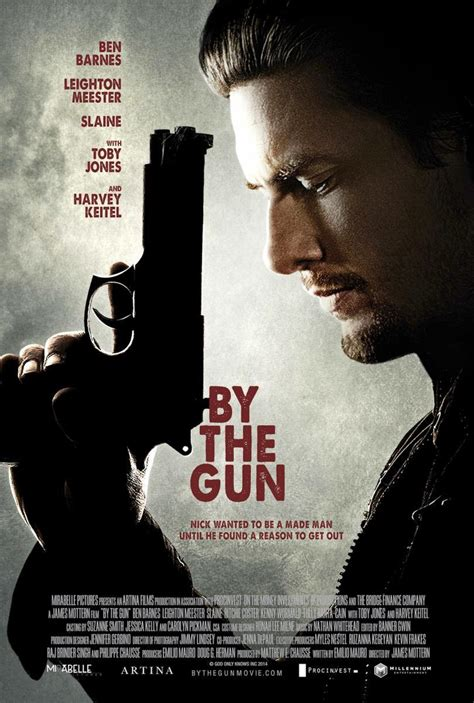 By the Gun (2014) - FilmAffinity