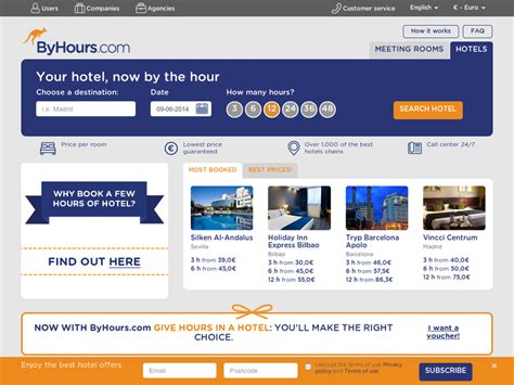 ByHours profile at Startupxplore