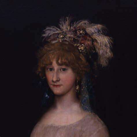 ca. 1800 María Luisa de Borbón y Vallabriga by Francisco ...