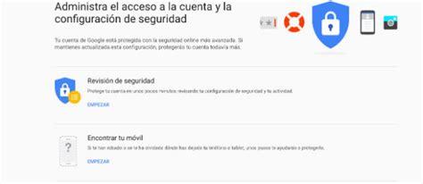Cómo recuperar una cuenta de Gmail robada