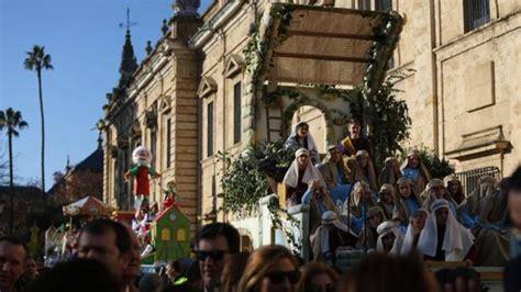 Cabalgata de Reyes Magos de Sevilla 2018: el horario de ...