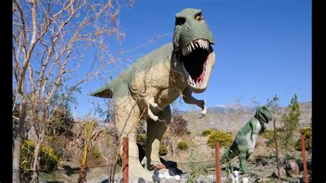 Cabazon Dinosaurs - YouTube