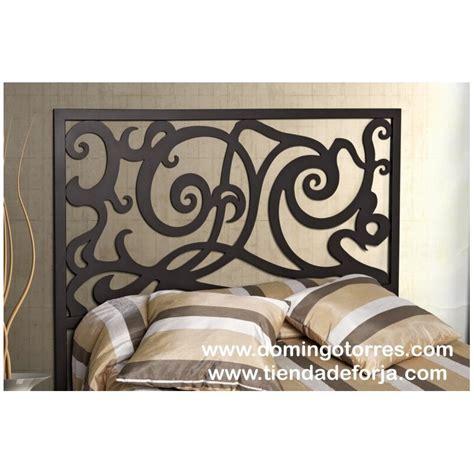 Cabecero y cama forja dormitorio moderno C-75 - Domingo ...