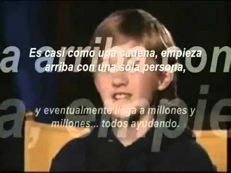 CADENA DE FAVORES...SER y HACER! - YouTube
