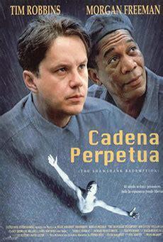 Cadena perpetua  1994    El Séptimo Arte