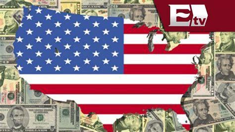 ¿Cae la economía de Estados Unidos? / David Páramo - YouTube