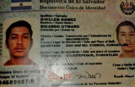 Cae pandillero salvadoreño que reclutaba jóvenes en ...