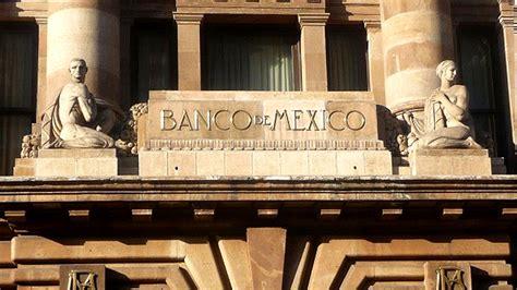 Cae perspectiva de crecimiento económico: Banxico