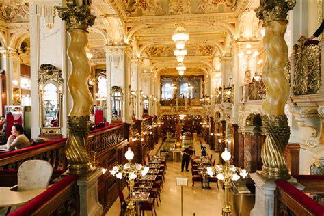 Café New York de Budapest - Blog Equipatge de mà