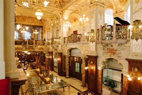 Cafè New York de Budapest - Blog Equipatge de mà
