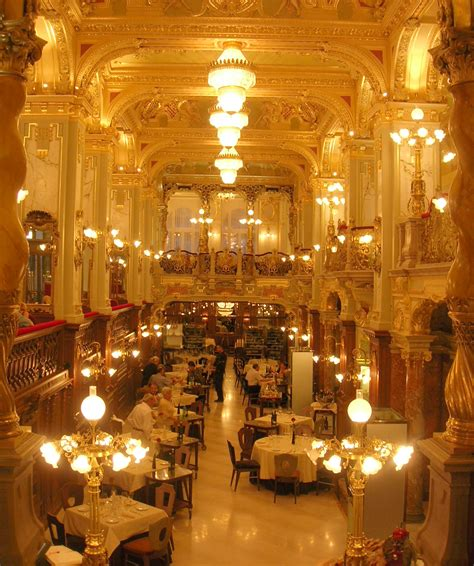 Cafe New York - The Boscolo Budapest Hotel, formerly the ...