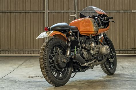 Cafe Racer Dreams #64 - The Bike Shed