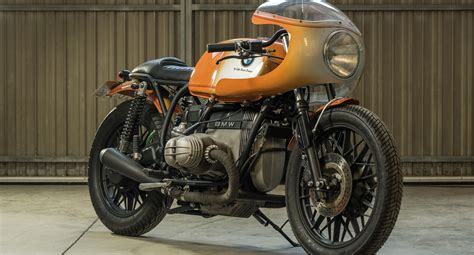 Café Racer Dreams BMW R100 Motorcycle - Viva Moto