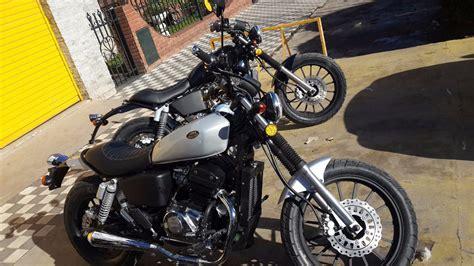 Cafe Racer Motos Cordoba – Idea de imagen de motocicleta