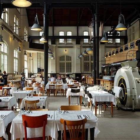 Café-Restaurant Amsterdam - in the old Pumping StationHave ...