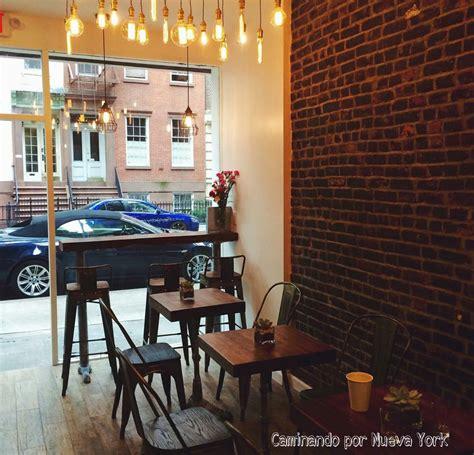 Cafeterias con encanto en Nueva York – Caminando por Nueva ...