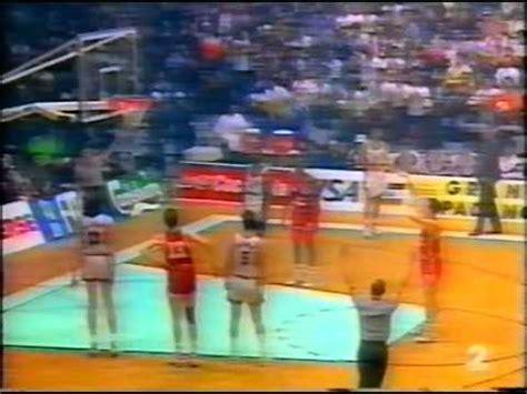 CAI Zaragoza-PAOK Salónica Final Recopa de Europa ...