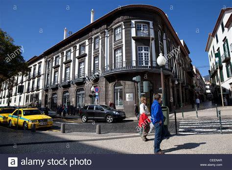 Caixa Geral de Depositos Portuguese Bank in Funchal ...