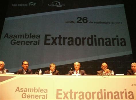 Caja España Duero, con 285 votos, da el 'sí' para crear el ...