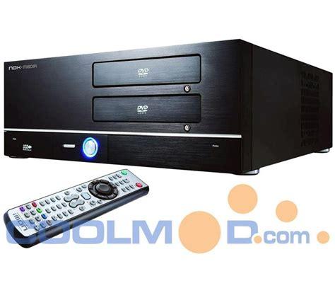 Caja HTPC NOX Media iMon Black(con mando a distancia)